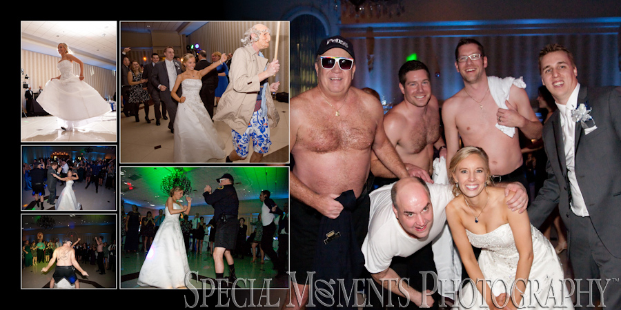 The Palazzo Grande Shelby Twp. MI wedding photograph