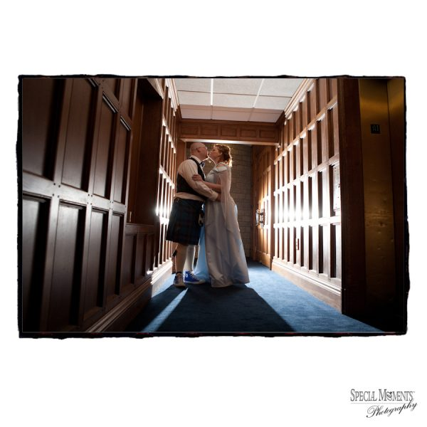 Andrew & Sara's Vintage Gallery Album Design: Kings Court Castle Wedding in Lake Orion MI