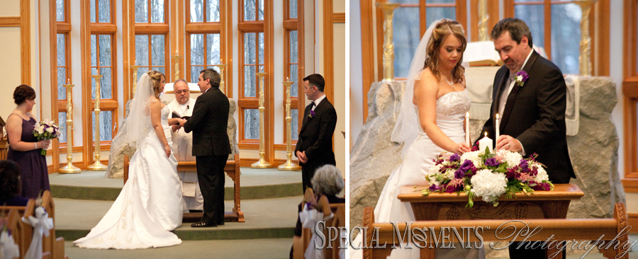 Oak Arbor Church And Banquet Facility Rochester MI wedding photograph