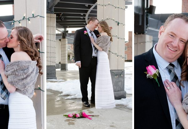Jayme & Matthew: Catholic Wedding at Our Lady Queen of Martyrs Beverly Hills MI