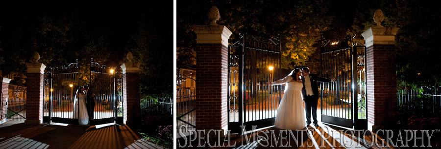 Eagle Tavern Greenfield Village MI wedding photograph