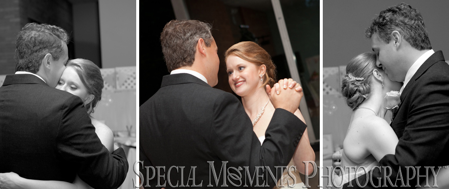 Matthaei Botanical Gardens Ann Arbor MI wedding photograph