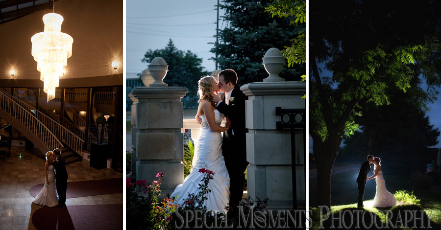 Laurel Manor Livonia MI wedding photograph