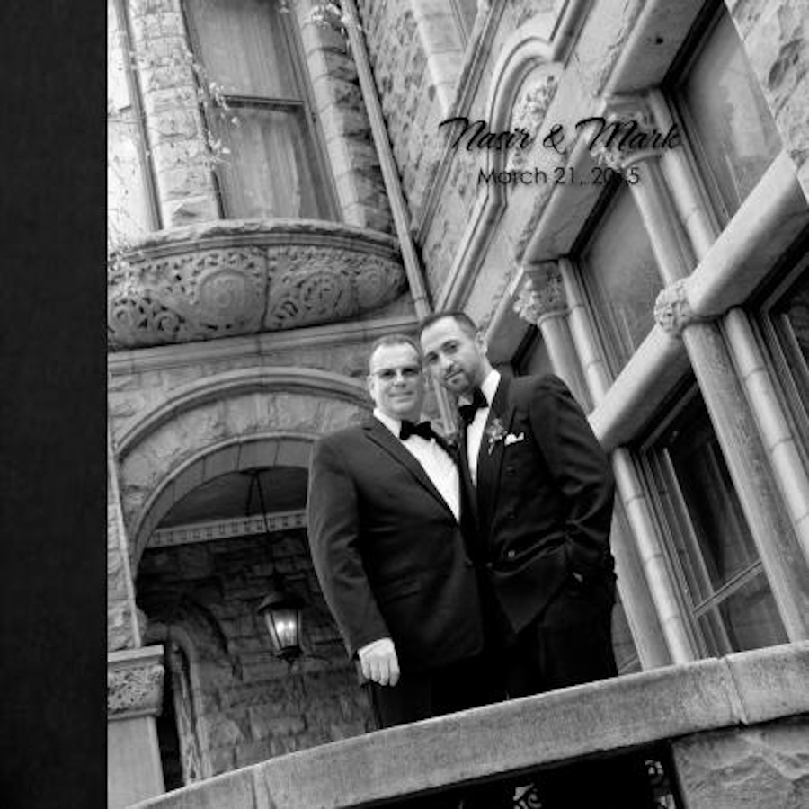 DIA Downtown Detroit MI wedding photograph