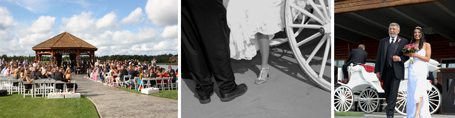 Solitude Links Golf Course & Banquet Center Kimball Port Huron MI Hindu wedding photograph