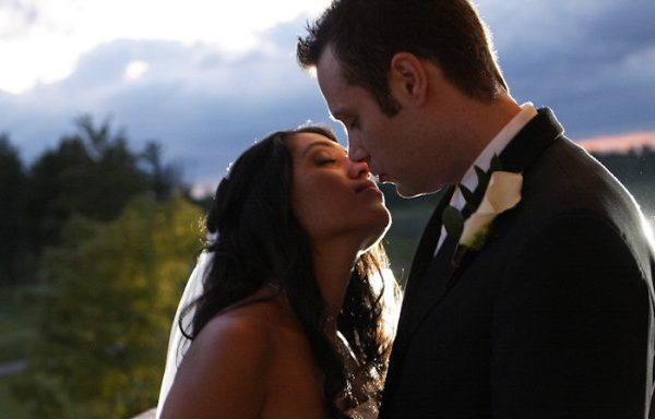 Bryan & Syeda: Solitude Links Golf Course Wedding & Banquet Center in Kimball Wedding & Reception