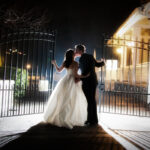 Wellers Carriage House - Saline wedding photograph