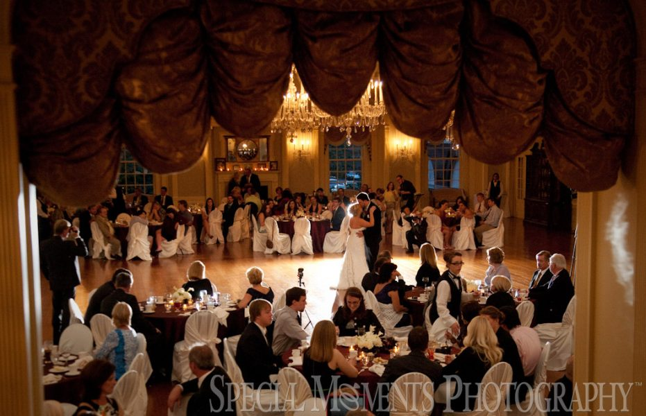 The Henry Ford Museum Weddings Special Moment Photo