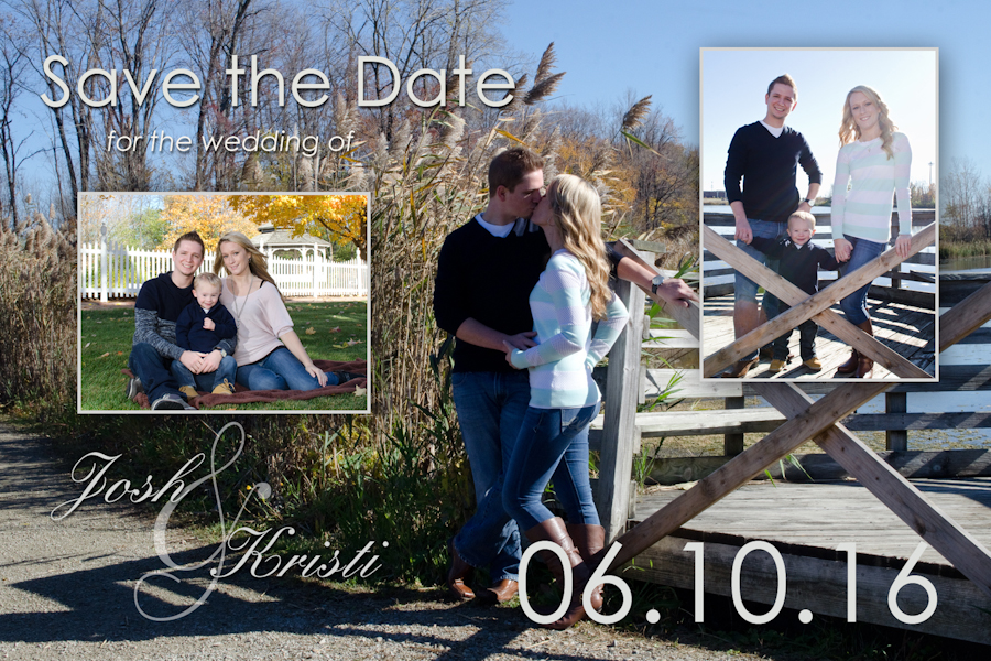 Save The Date Magnets wedding photography