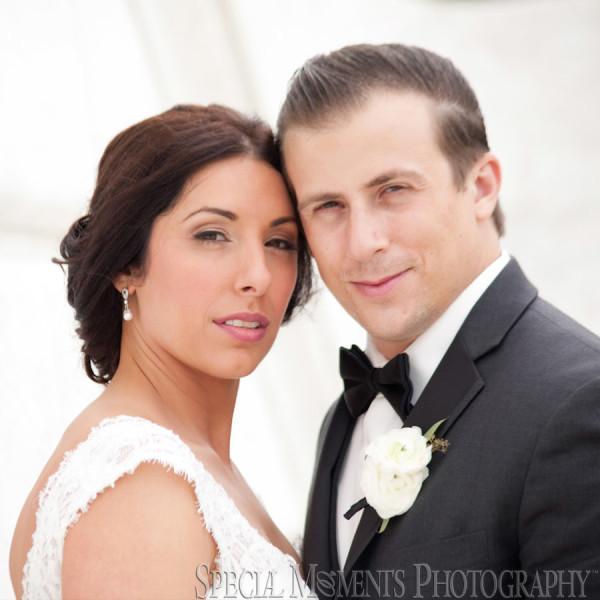 Anthony & Jillian's Wedding Album Design: Waterview Loft Port Detroit Wedding Reception