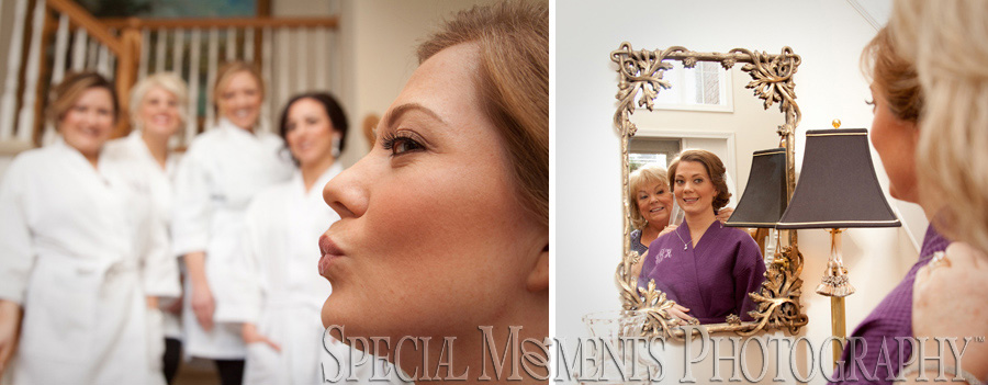 Home Getting Ready Plymouth MI wedding photograph