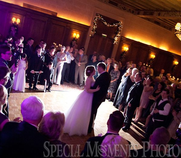Katie & Brian: St. John Chapel Wedding & Detroit Athletic Club Wedding Reception Detroit