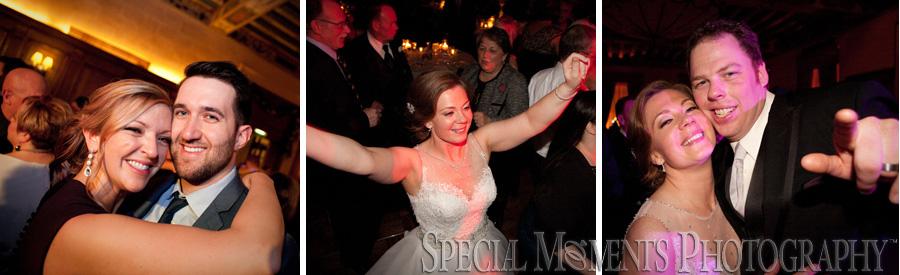 Detroit Athletic Club Detroit MI wedding photograph