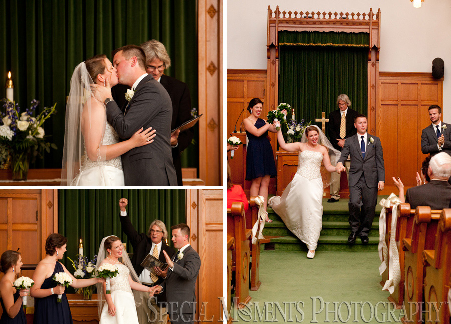 First Congregational Church - Chelsea wedding photography