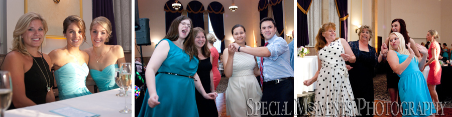 Inn at St. John's Judea Ballroom - Plymouth wedding photography