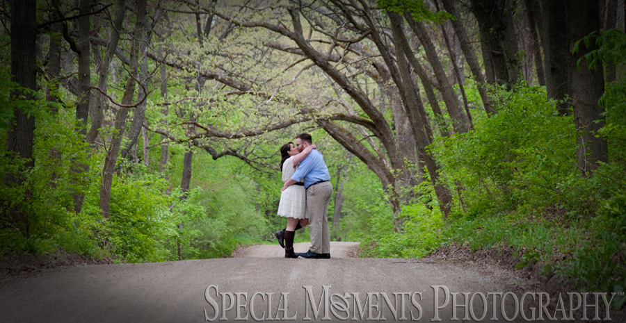 Holly Recreational Area Engagement photography