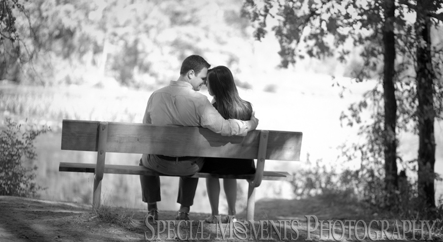 Kensington Metro Park Engagement photography