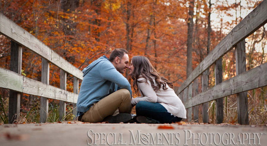 Kensington Park engagement photography