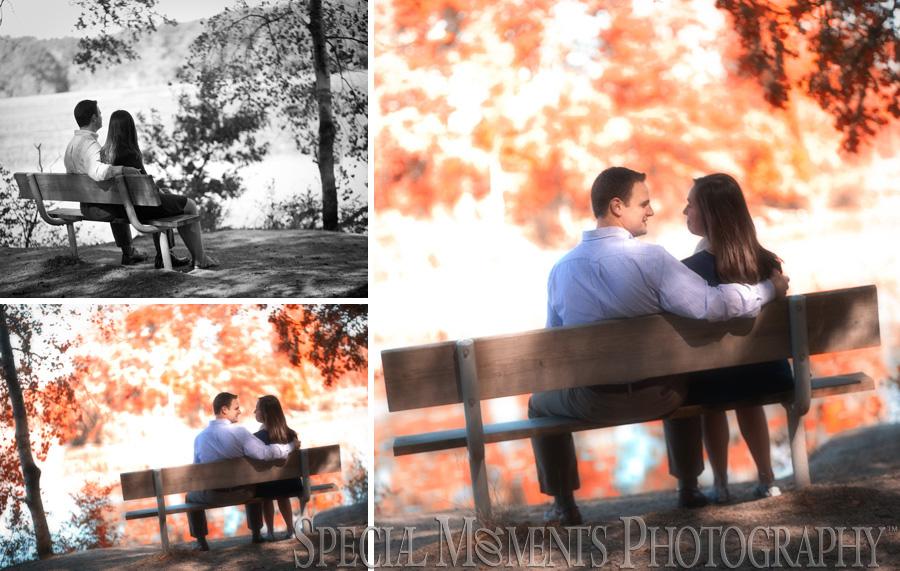 Kensington Metro Park Engagement photography