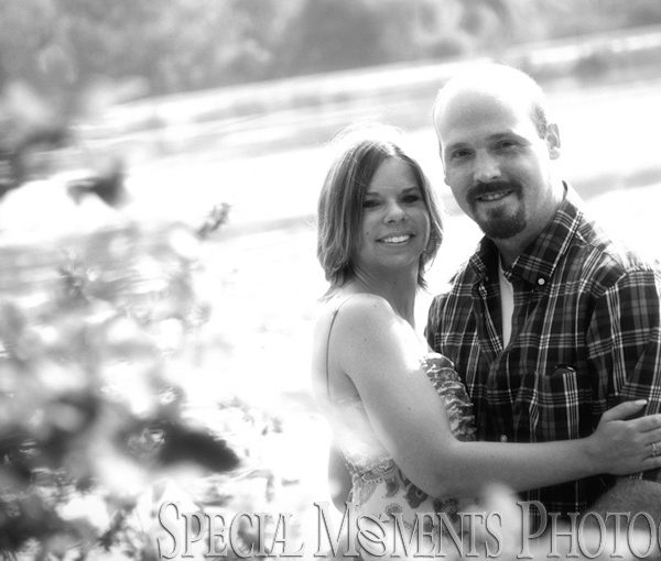 Cheryl & Daniel's Engagement Photos at Wilcox Lake Park Plymouth MI