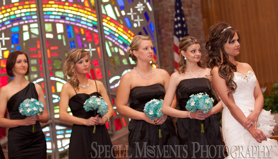 Trinity Lutheran Wyandotte wedding photography