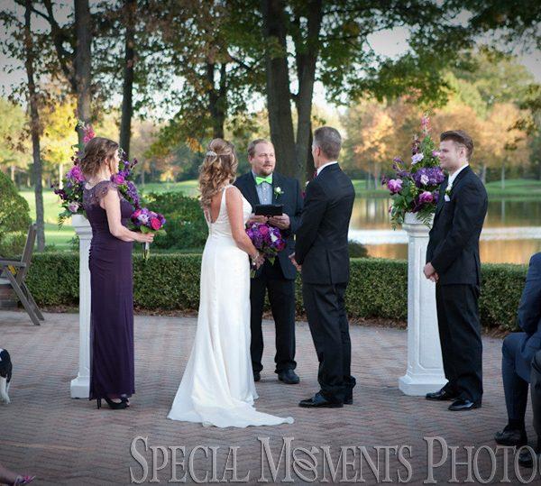 Daphne & Richard's Cherry Creek Golf Club Wedding Shelby Twp. MI