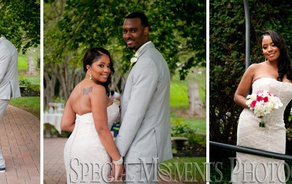 Niquanda & Chris' Weller Saline Wedding Photos