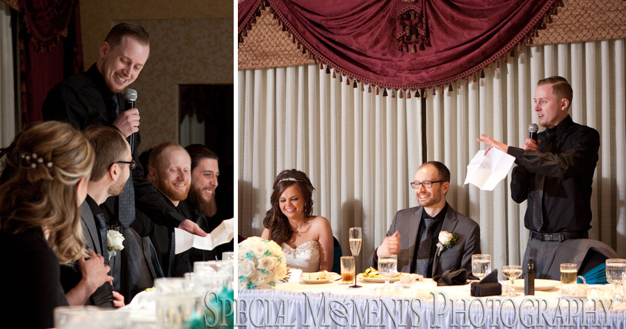 Grecian Center Southgate wedding photography