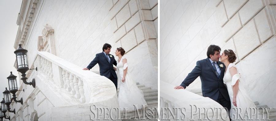 Downtown Detroit, MI. wedding photography