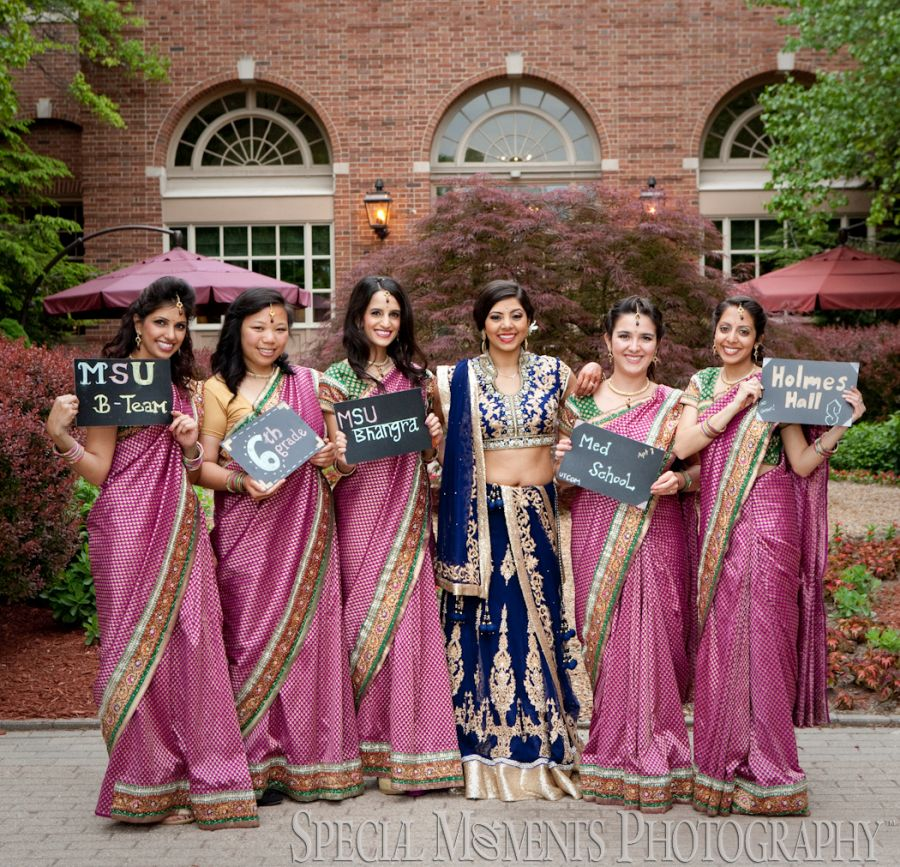 Dearborn Inn Hindu MI wedding photograph