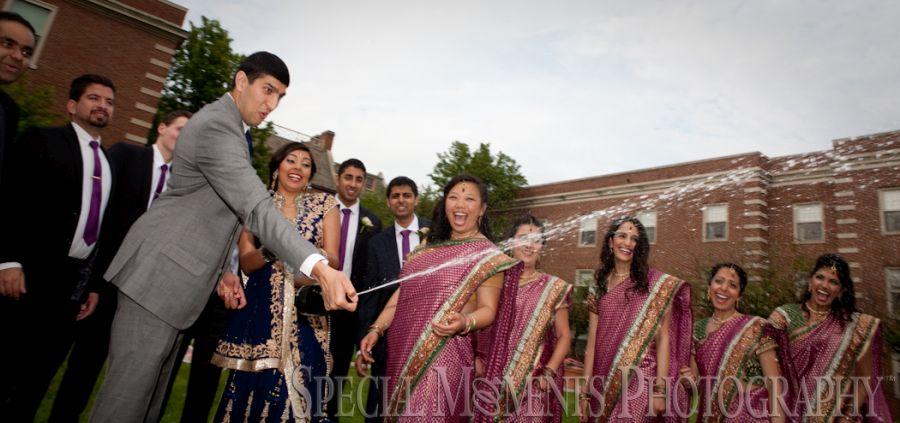 Dearborn Inn Hindu wedding photograph