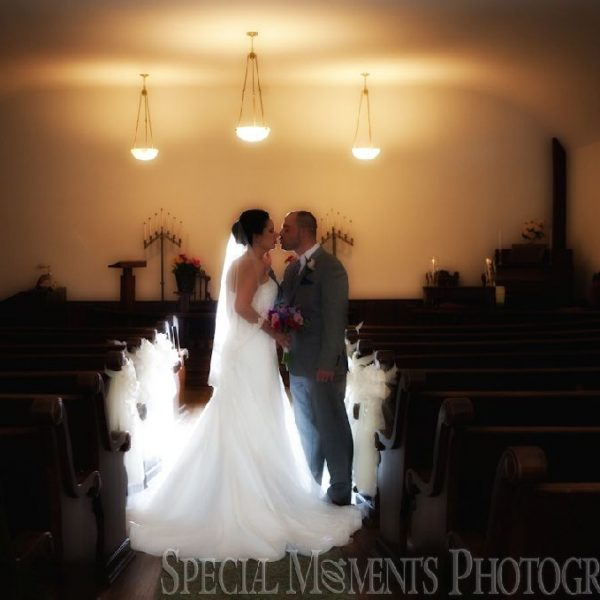 Monica & Ken's Wedding at Greenmead Livonia MI Chapel