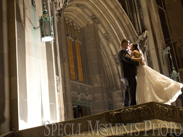 Jason & Meagan's Album Design | Masonic Temple Wedding Detroit MI