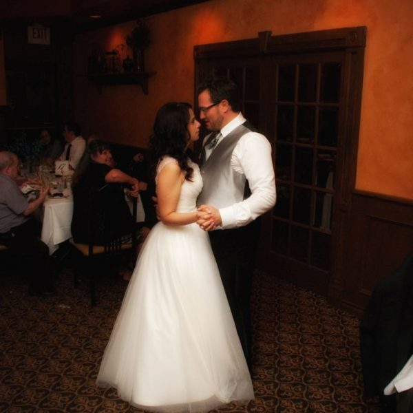 Kathy & Robert's Home Wedding & Da Francesco's Ristorante Wedding Shelby Twp. MI