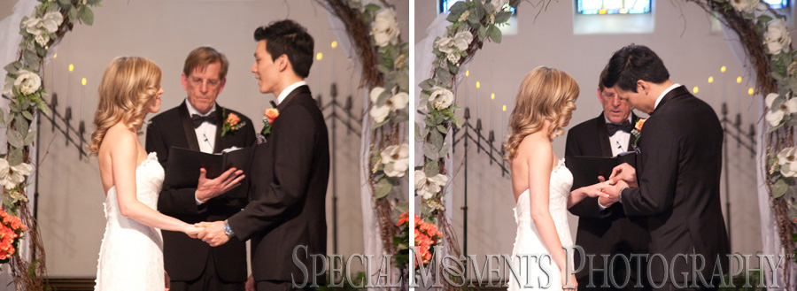 Farirlane Alliance Church Dearborn MI wedding photograph