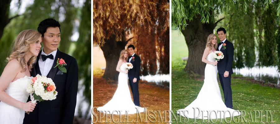 Dearborn Hills Golf Course Dearborn MI wedding photograph