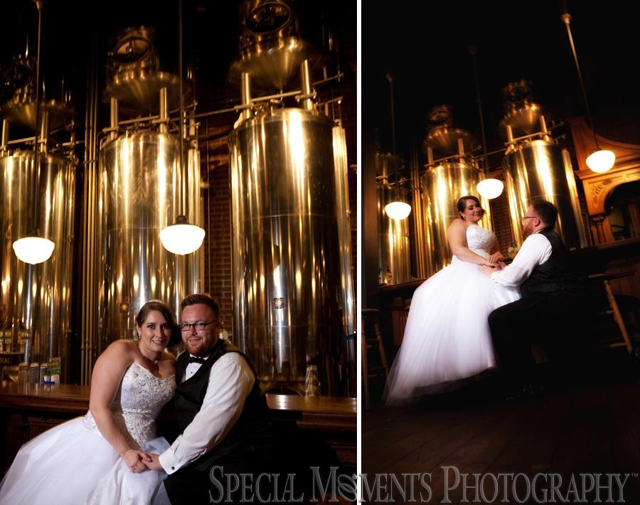 Frankenmuth Brewery Frankenmuth MI wedding photograph