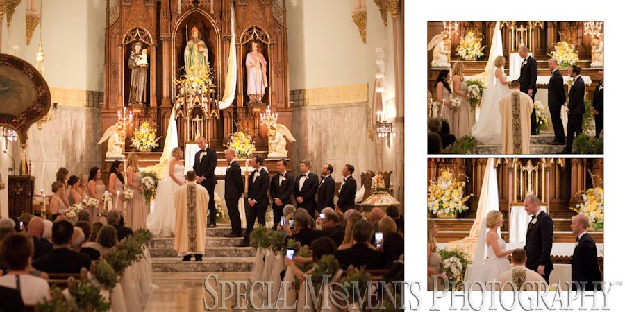 Historic Church of St Patrick Toledo Wedding Toledo OH