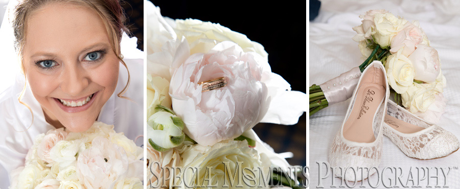 Holy Family Catholic Grand Blanc MI wedding photograph