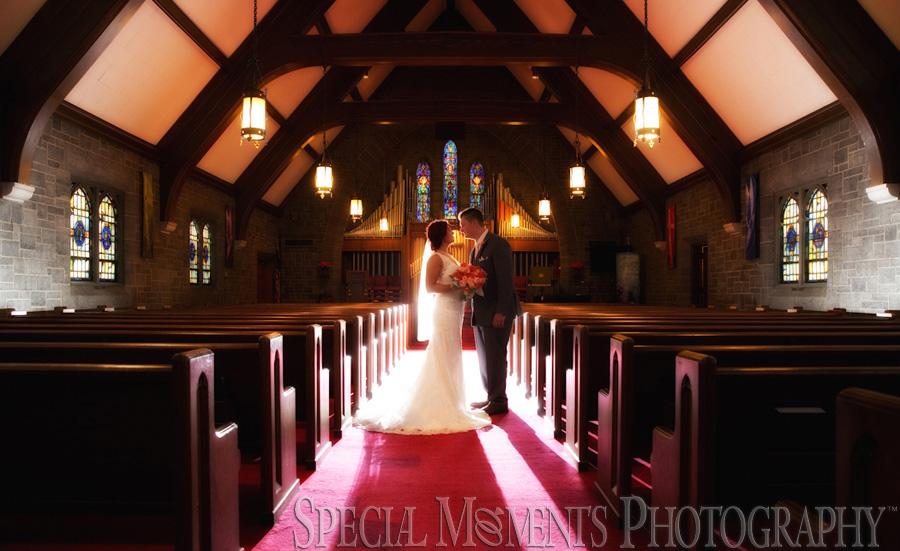 First Presbyterian Church Plymouth MI wedding photograph