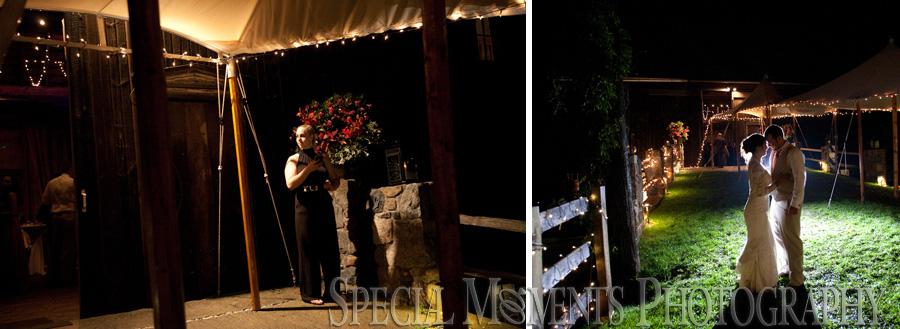Misty Farm Barn Ann Arbor MI wedding photograph