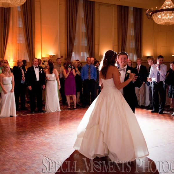 Shannon & Jacob's Wedding: Inn at St. John Grande Ballroom Plymouth MI