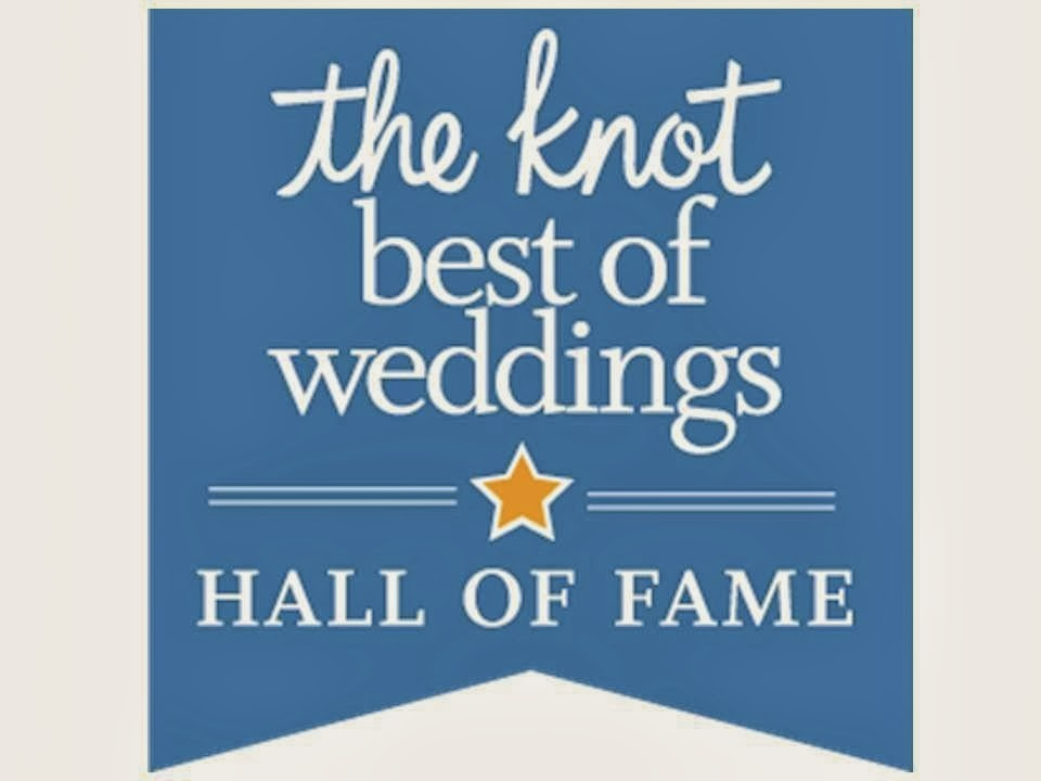 The Knot Best Of Weddings Hall of Fame Special Moments Photography