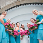 Toledo Zoo Toledo OH wedding photograph
