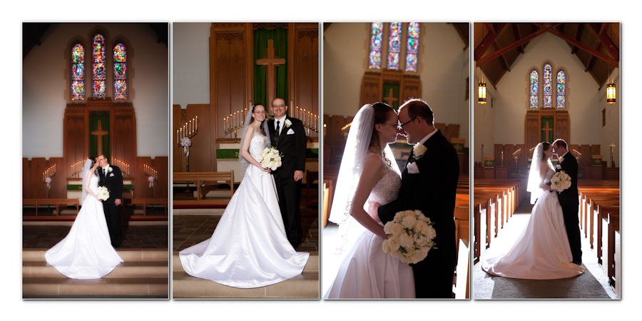 Fine Art Simple Design Style - Park Place Dearborn MI wedding photography