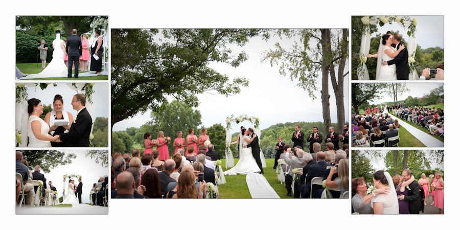 Fine Art Simple Design Style - Paint Creek Country Club Lake Orion MI wedding photography