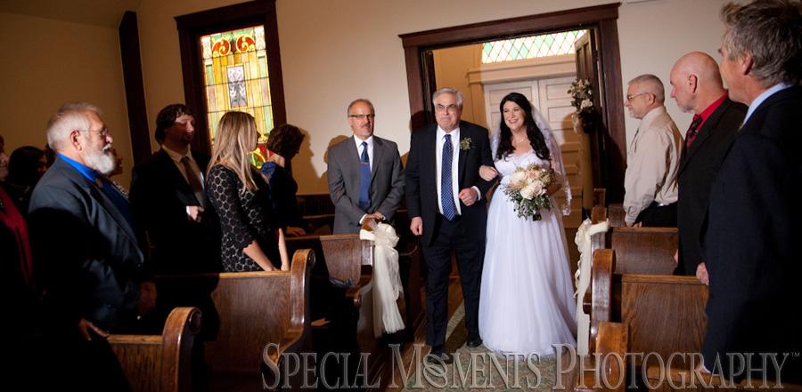 Greenmead Church Livonia MI wedding photograph