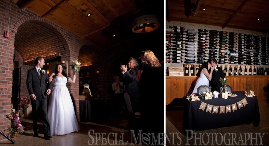 Cantoro's Trattoria & Market Plymouth MI wedding photograph
