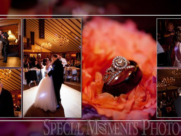 Kyle & Samantha's Kings Court Castle Wedding Album Design in Lake Orion MI