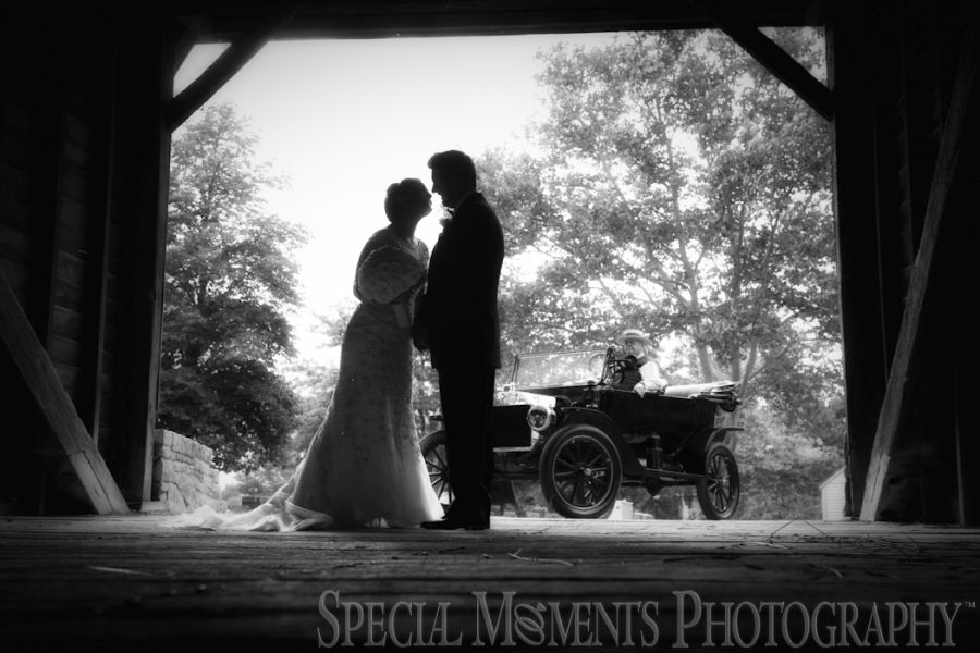 Henry Ford & Lovett Hall Dearborn MI wedding photograph